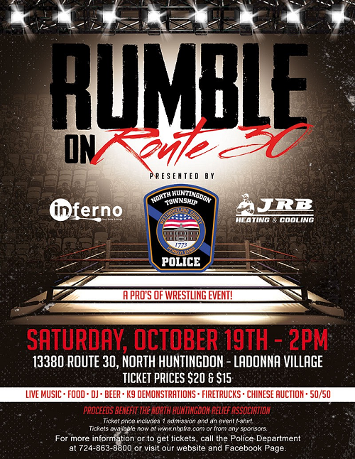Rumble on Route 30